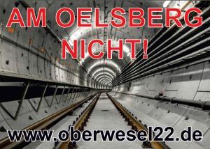 Nicht am Oelsberg !